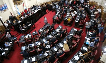 """El programa """"Salas Cuna"""" instituido por ley provincial"""