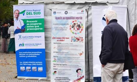 """""""Salud Para Todos"""": se lanzó la Campaña 2018 de Vacunación contra la Gripe"""