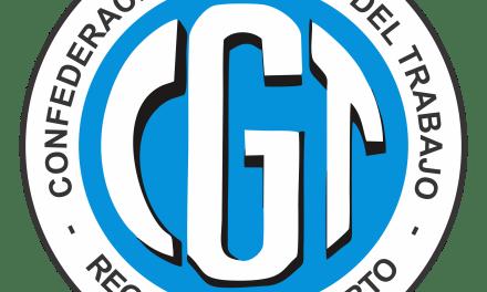 El viernes se realizará un plenario de regionales de CGT