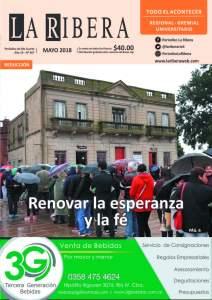 La Ribera - Mayo 2018