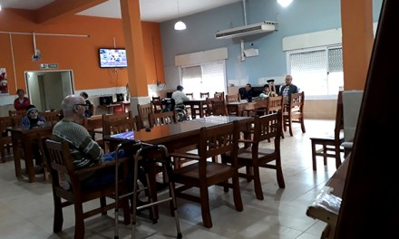 """Más de $800.000 en mobiliario para la Residencia """"Santa María"""""""
