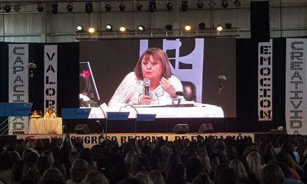 Se realizó el 16° Congreso Regional de Educación