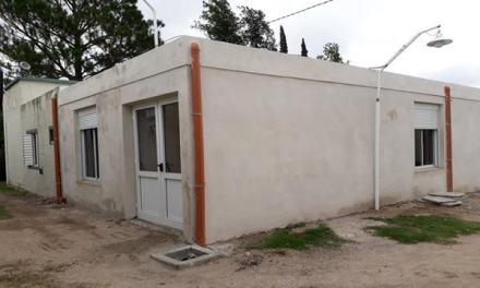 La ampliación del Hospital de Alcira, en su tramo final