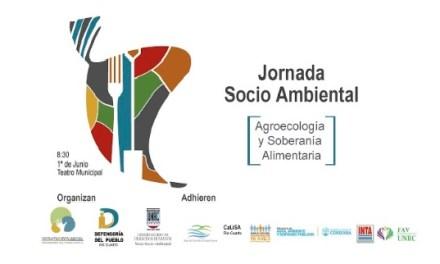 Jornada socioambiental, agroecología y soberanía alimentaria