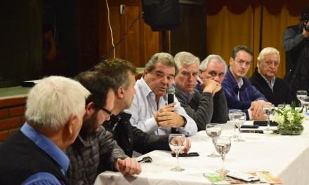 Avanzan las gestiones para las mejoras de caminos rurales en el sur provincial