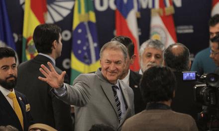 Schiaretti impulsó la realización de corredores bioceánicos y de la Hidrovía Paraguay-Paraná