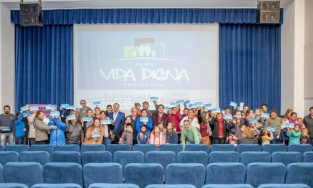 Nuevos créditos «Vida Digna» en Villa Huidobro