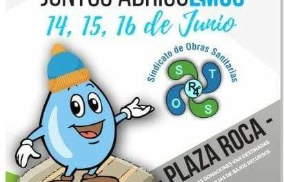 3° Colecta Solidaria Colecta de frazadas en Río Cuarto