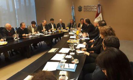 Se realizó la primera reunión de la Mesa Nacional del Maní