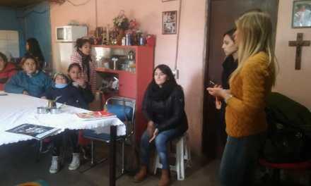 Comenzaron los talleres de prevención del presupuesto participativo