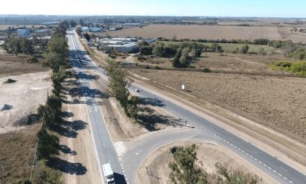 La Autovía Almafuerte-Río Tercero se inaugurará el mes que viene
