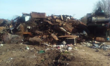 San Basilio: recuperación de ex depósito de residuos sólidos urbanos