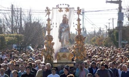 Comienza la novena en honor a La Consolata en Sampacho