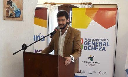 General Deheza celebra el 125° aniversario