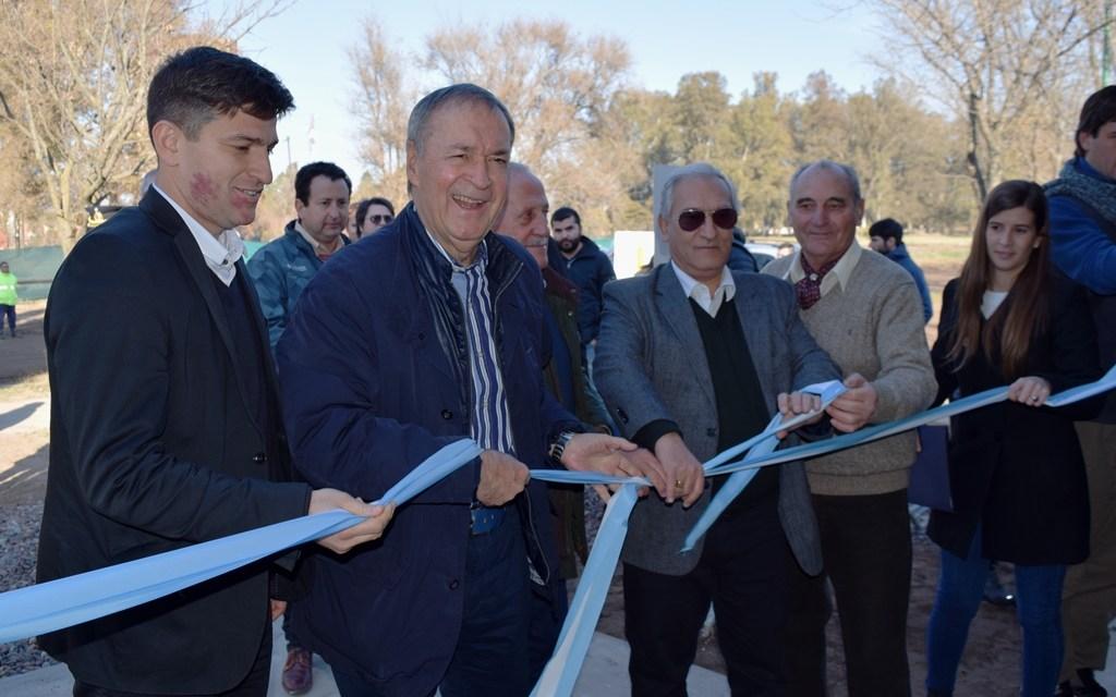 Huinca Renancó y más localidades del sur ya tienen gas natural