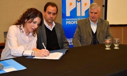 Presentaron en Río Cuarto el Programa de Inserción Profesional