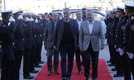 Schiaretti y Rodríguez Saá acordaron cooperación interprovincial