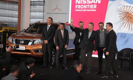 Nissan fabrica la versión cordobesa de la pickup Frontier