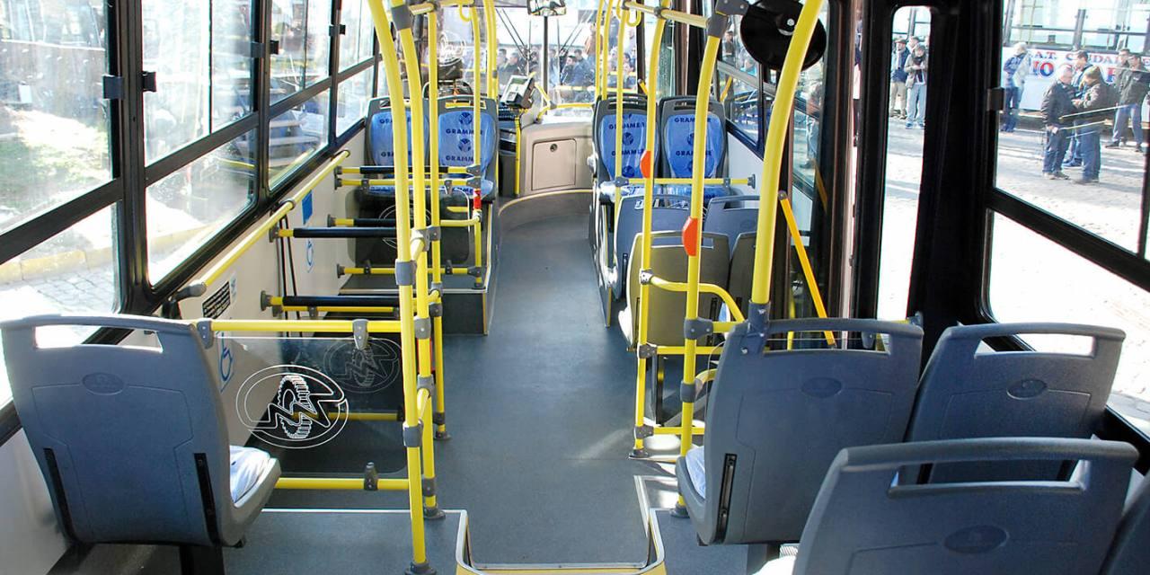 Nuevas unidades de transporte adaptadas para personas con movilidad reducida