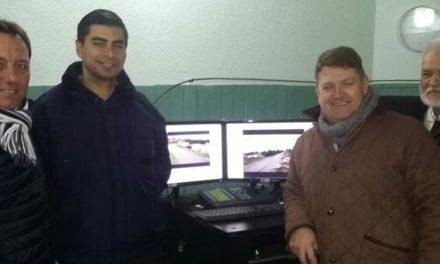 Nueva Central de Monitoreo en la Comisaría de Adelia María