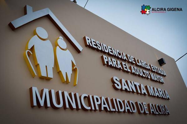 """Inauguración de la Residencia de Larga Estadía """"Santa María"""""""
