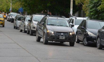 Río Cuarto: la falta más común es el estacionamiento en un lugar prohibido