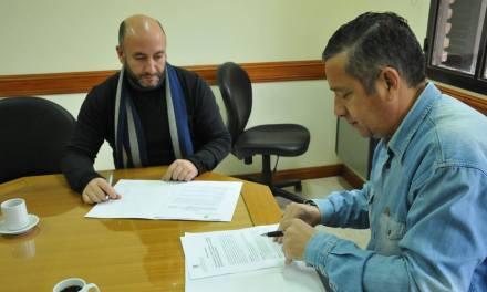 El ERSeP y la Universidad Barrial firmaron un protocolo para la fiscalización del curso de instalador eléctrico