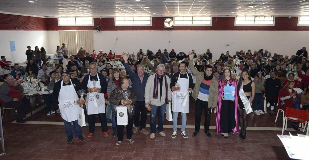 Se realizó la 1° Fiesta de la Cazuela de Cordero en La Cruz