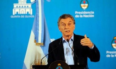 El 78,7% de los riocuartenses desaprueba la gestión económica de Macri