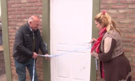 La Municipalidad de Tosquita entregó 10 viviendas