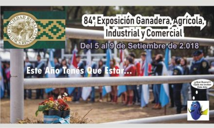 Expo Rural de Huinca Renancó 2018
