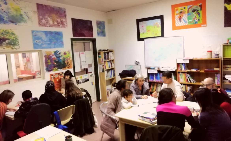 La Scuola popolare di Tor bella monaca riapre, parla Andrea Pietrangeli