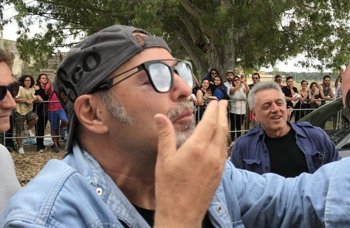 Vasco, video e foto di un sogno realizzato a Castellaneta Marina