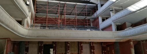 Taranto, l'annuncio del Comune: Teatro Fusco pronto a metà 2018