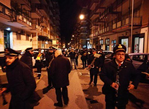 Vigilia Immacolata, gli itinerari delle bande musicali tarantine