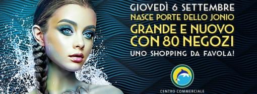 Taranto, Auchan diventa Porte dello Jonio