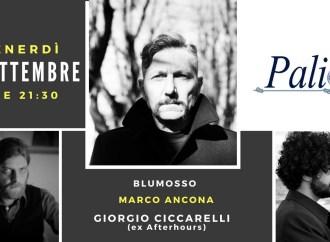 Ciccarelli, Ancona, Blumosso: rock d'autore a confronto