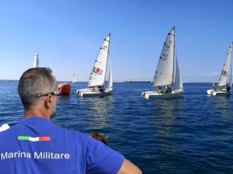 Trofeo del Mare 2018, foto Marina Militare