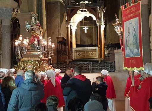 Taranto, Santa Cecilia: pettole e pastorali. Che il Natale abbia inizio [VIDEO]