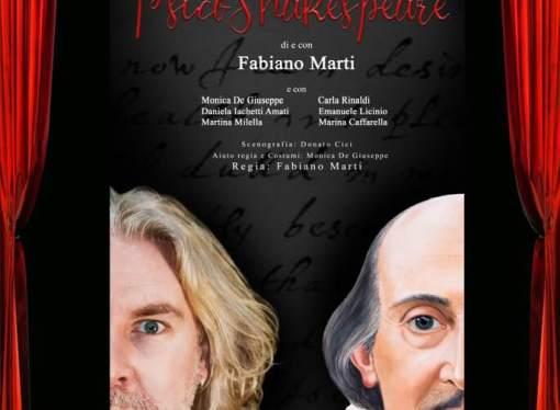 "PsicoShakespeare, Marti sul palco del Turoldo <span class=""dashicons dashicons-calendar""></span>"