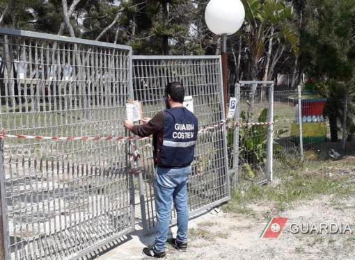 Taranto, illeciti ambientali: maxi sequestro a San Vito
