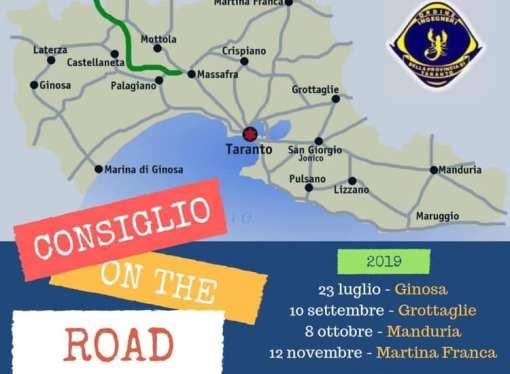 Ingegneri on the road: il Consiglio è itinerante. Prima tappa a Ginosa