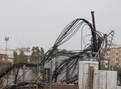 Maltempo, danni anche a Taranto