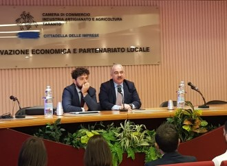 Zes ionica, positivo incontro a Taranto