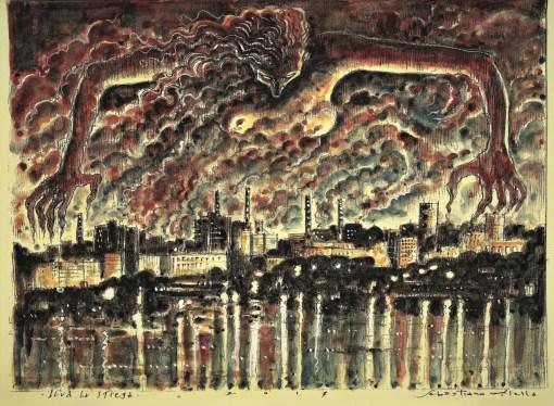 "Ilvarum Yaga, cento disegnatori contro la Strega Rossa <span class=""dashicons dashicons-calendar""></span>"