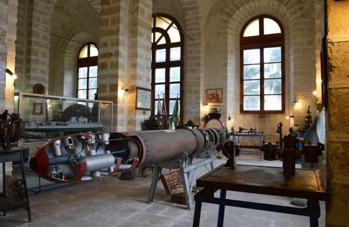 L'Arsenale di Taranto apre le porte del suo museo storico