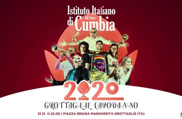 Live e dj set, a Grottaglie si balla in piazza a Capodanno