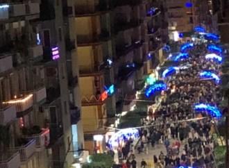 Shopping tra le note, filodiffusione lungo le strade commerciali di Taranto