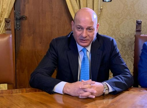 Taranto, il nuovo prefetto: La città crescerà con una cornice adeguata di sicurezza