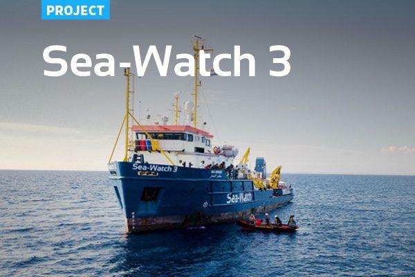 Migranti, la Sea Watch sbarca a Taranto